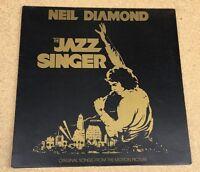 NEIL DIAMOND The Jazz Singer 1980 UK vinyl LP EXCELLENT CONDITION soundtrack A