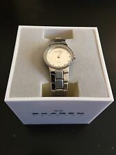Skagen Women's Round Watch with Diamond Accents