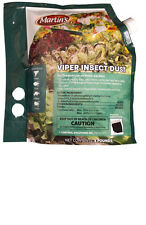 Martins Viper Insect Dust 4 Lbs Permethrin 0.25% Broad-Spectrum Dust Insecticide