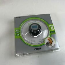 New In Box - Coby MP3 Player and Voice Recorder -128 MB- Neck Strap