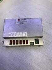 Federal Signal Corp 6 Channel Led Flasher Series B 12vdc