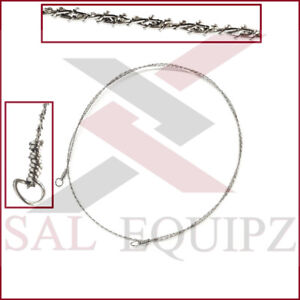"""6 Pcs GIGLI Saw Wire 27"""" inch Neuro Surgical & Veterinary Instruments"""