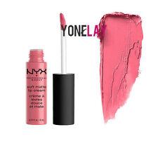 NYX Soft Matte Lip Cream Smlc011 Milan Guaranteed Authentic BRAND