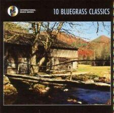 CD de musique rock album bluegrass