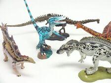 Kaiyodo Dinosaur ancient creature Expo 2002 Limited Full Set Of 7
