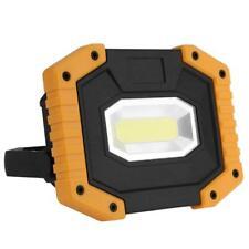 LED Akku Arbeitsleuchte Baustrahler Fluter Handlampe Strahler Flutlicht lights