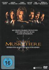 Die (Drei) 3 Musketiere (Kiefer Sutherland - Oliver Platt)             DVD   042