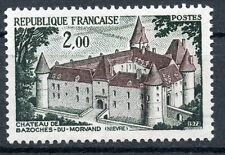 STAMP / TIMBRE FRANCE NEUF LUXE N° 1726 ** CHATEAU DE BAZOCHES DU MORVAND
