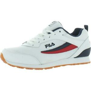 Fila Womens Real Runner Fitness Workout Running Shoes Sneakers BHFO 1471
