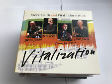 Steve Smith - Vitalization (2007) DIGIPAK CD  NM//EX 884088156442 [B10]