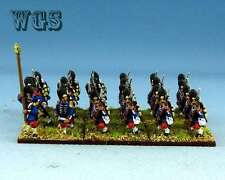 15mm Franco - Prussian War WGS painted French Grenadiers of the Guard PFA016