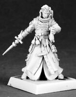 DAMIEL ACHEMIST ICONIC -PATHFINDER REAPER miniature figurine rpg jdr metal 60044