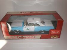 1/18 1964 Ford Galaxie 500 Police car / Sun Star