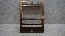 2007-2014 Ford Expedition Woodgrain Center Console Dash Bezel 9L147804302A