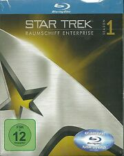 Star Trek Raumschiff Enterprise Classic 1 Blu-ray Neu OVP Sealed Deutsche Ausg.