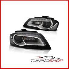 LPAUD3 Coppia Fari Anteriori Audi A3 8P 08-12 a led Dayline DRL TuningShop-TT