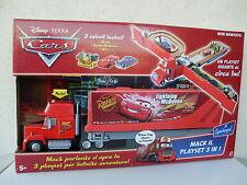 mack playset 3 in 1 cars camion italian talking truck saetta doc bessie ok L7530