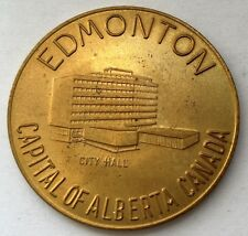 C1110    EDMONTON,  AB.,  CANADA   BRONZE   MEDAL,    CONVENTION CENTER