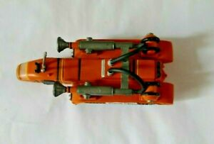 Thunderbirds Konami Vol.1 Recovery Vehicle 1 Candy Toy from Japan BNIB