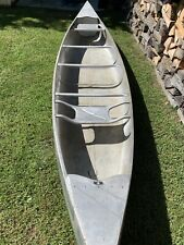 GRUMMAN ALUMINUM CANOE 15 FT, PICK UP ONLY, double-ender, Vintage Very good cond