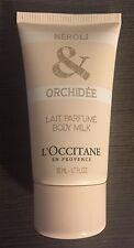 L'OCCITANE Loccitane Neroli & Orchidee Lait Perfume Body Milk Lotion 1.7 oz