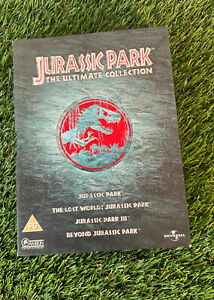 Jurassic Park: The Ultimate Collection DVD Action & Adventure (2005) Sam Neill