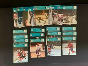 1977-79 Huge Large Collection Lot 35+ Sportscaster NHL Ice Hockey Cards