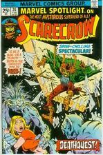 Marvel Spotlight # 26 (Scarecrow) (Rub yandoc) (Estados Unidos, 1976)