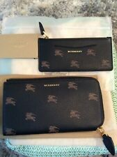 Burberry Abby Horse 3d print Wallet 100% leather