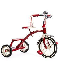 Radio Flyer Classic Dual Deck Trike - Red