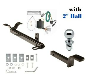 """Class 1 Trailer Package w 2"""" Ball for 2007-2011  Honda, Element, Except SC"""