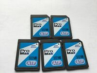 5pcs 512mb ATP MMC SD Multimedia Memory Card for PALM PDA Older MMC sd cameras