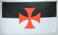 Big 1.5 Metre Crusades Large New Flag 3x5ft Crusaders Medieval Knights Templar