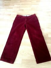 POLO Ralph Lauren,NEW Men's jeans,velveteen,sizeW 34,L32,Color brick 98% cotton