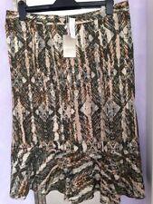 Linen Hippy, Boho Plus Size Skirts for Women