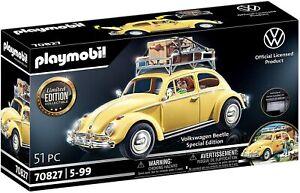 PLAYMOBIL- Juguete, Multicolor (70827. vehículo ofrece espacio para 4 figuras. 