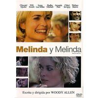 Melinda y Melinda (Woody Allen DVD Nuevo)
