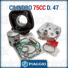 CILINDRO GRUPPO TERMICO DIAMETRO 47 MODIFICA 75 YAMAHA AEROX 50 2T