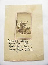 Pennsylvania Civil War Cavalry Officer Cdv Photos