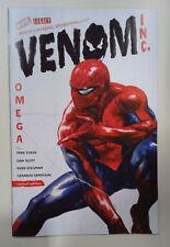 Amazing Spider-Man Venom Inc. Omega #1 1:50 Dell'Otto variant
