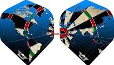 """6 Flights BULL'S Powerflite """"WORLD"""""""