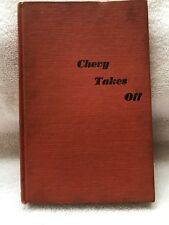 Chevy Takes Off-Mable Davey Knox-1950-Comet Press, NY-rare Book Signed