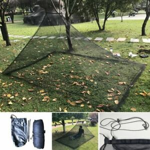 Portable Mosquito Net Outdoor Camping Lightweight Insects Protective Travel Tent