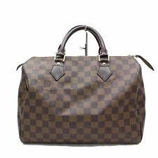 Authentic Louis Vuitton Hand Bag Speedy 30 N41364 Browns Damier 111508