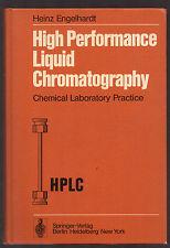 "H. Engelhardt: ""HIGH PERFORMANCE LIQUID CHROMATOGRAPHY"" - 1979"