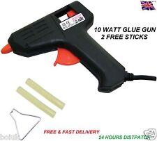 Hot Melt Adhesive Glue Gun Electric Hobby Craft Sticks Mini Trigger Refills DIY