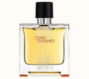 Hermes Terre D'Hermes - Flacon H 2021 Edition - 75ml Pure Perfume Spray