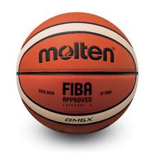 Molten Basketball GM6X BGMX GMX Series Size 6 Indoor Outdoor Synthetic Leathe...