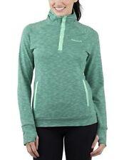 NWT Women's Beryl Green/ Mojito AVALANCHE Pullover Loma Snap Sweater Size Medium