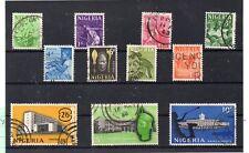 Nigeria Valores del año 1961 (DK-145)
